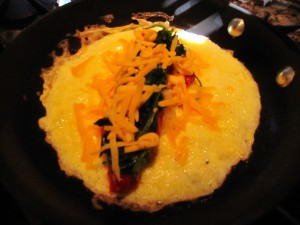 Father's Day Omelette