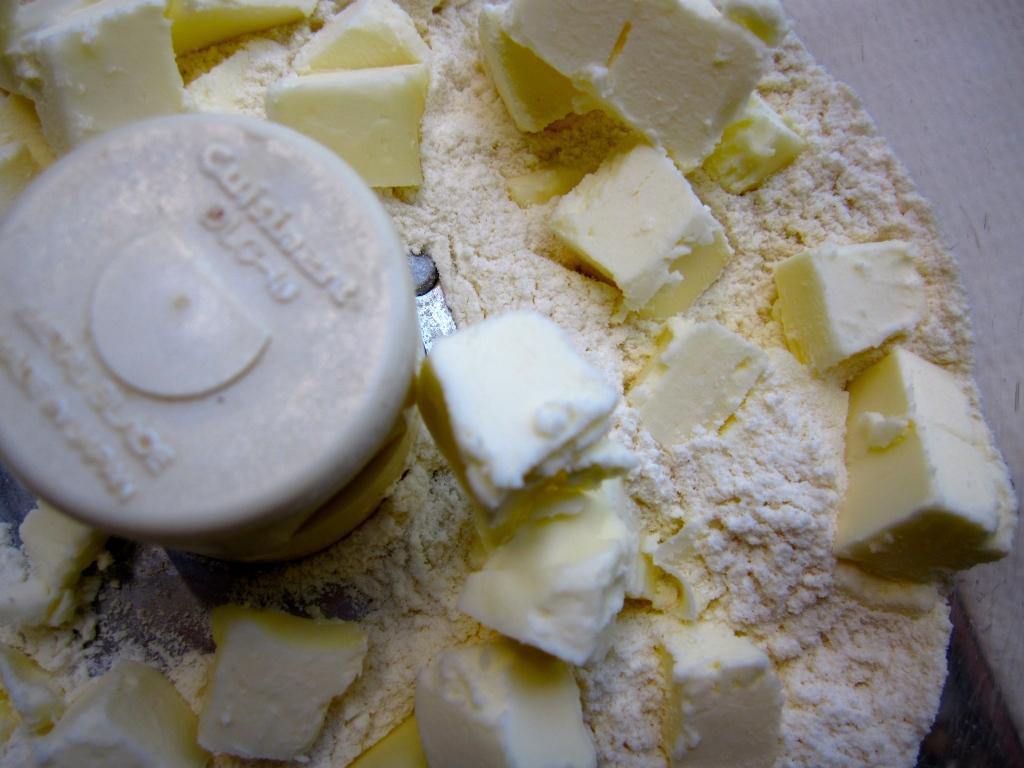 Dorie Greenspan's tart dough