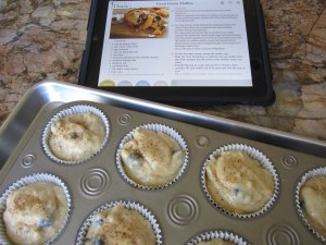 Baking with Dorie iPad app