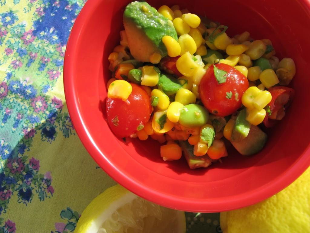 Melissa Clark's Corn Salad